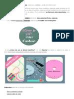 Disco Kumihimo – qué es, cómo usarlo + tutorial pulsera _ Blog de Material para Manualidades