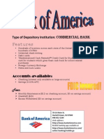 depository institutions flyer