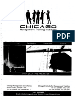 PMP Preparation - Chicago
