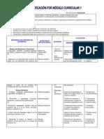 Planificacion Matematica 2