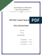 Bao Cao Cloud Linux Hosting