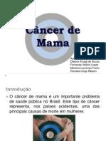 Trabalho Citologia - Câncer de Mama.pptx