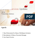 EServices - Announcements - 2014