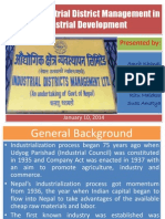 Industrial District Management