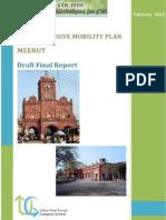 Draft Final Report - Meerut