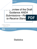 08NOV2013---FDA Small Business Webinar----OGD Lead Chemist ---An Overview of the Draft Guidance ANDA Submissions—Refuse-To-Receive Standards