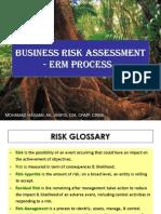 Business Risk Assessment - ERM Process