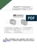 manuale GoPro HD
