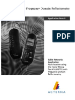 Fault location using the Home Wiring Test Kit (HWTK) with Frequency Domain Reflectometry.pdf
