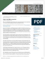 Strahlenfolter Stalking - TI - Robert Walter - Folter in Der BRD Im Jahr 2011 - Aufklaerungsblog.wordpress.com