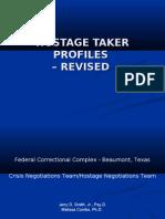 Hostage Taker Profiles