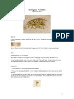Herringbone Ferns Stitch