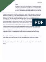 Strahlenfolter Stalking - TI - Mind Control - Claudia Mullen – Zur Person - Smilenow.de