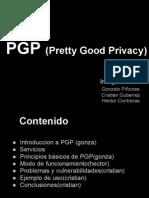 PGP presentacion