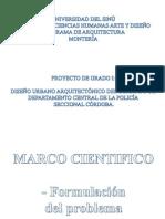 Diapositivas de Proyecto de Grado.. Oscar Ivan Pretelt