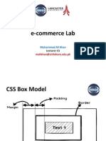 e Commerce Lab