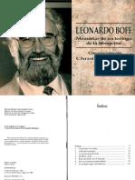 Leonardo Boff Memorias de Un Teólogo de La Liberación