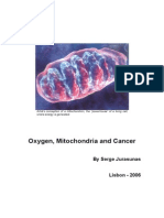 Oxygen Mitochondria and Cancer