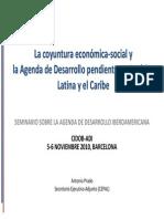 Prado (2010) - Coyuntura y desarrollo en América Latina