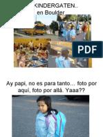 Lissi in Kindergarten