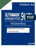 ATL Ultramark 9HDI - Service Manual(1)
