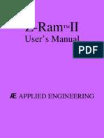 ZRAM Apple IIc