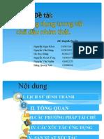 Nhom 6 -Xuc Tac Che Bien Dau Thai