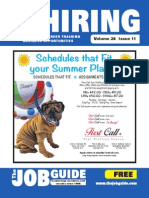 The Job Guide Volume 26 Issue 11
