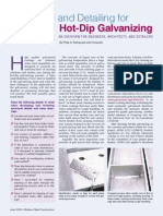 12 Specifying and Detailing for Hot-Dip Galvanizing AISC