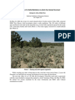 Newmexico Investigation of a Cattle Mutilation in Which the Animal Survived