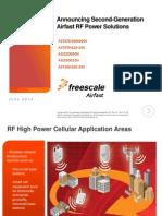 Freescale Airfast 2nd Generation Presentation-2014-06
