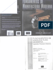 Fundamentos de Manufactura Moderna - Mikell P. Groover