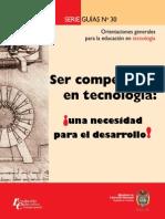 GUIA30-SERCOMPETENTE-TECNOLOGÍA
