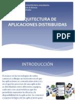Arquitectura de Aplicaciones Distribuidas