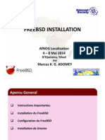 02 FreeBSD Installation