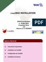 02 FreeBSD Installation