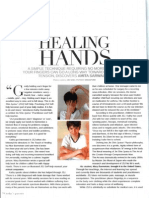 Today's Parent - Healing Hands