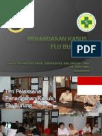 Penanganan Kasus Flu Burung Editing
