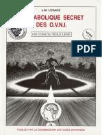 Lesage Jean-Michel - Le Diabolique Secret Des OVNI