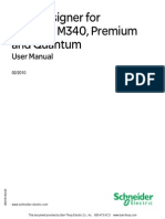 Web Designer for Modicon M340 Premium Quantum User Manual1