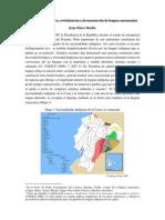 Documentación Lenguas Ecuatorianas