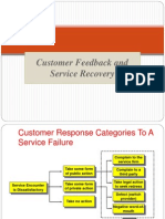 Service Recovery, Managing Demand, Services Management