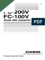 Manual Calculadora Financira