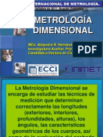 Metrologia Dimensional ECCI MD