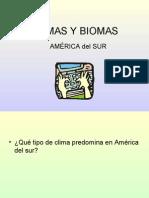Climas y Biomas