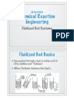 Fluidized Bed System Design
