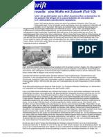 Strahlenfolter Stalking - TI - Die Mikrowelle  eine Waffe mit Zukunft - Teil 1von2 - zeitenschrift.at