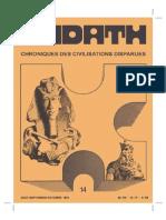 Kadath Chroniques Des Civilisations Disparues - 014
