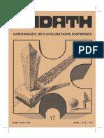 Kadath Chroniques Des Civilisations Disparues - 017