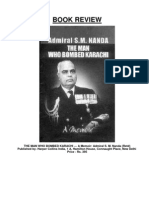Book Review the Man Who Bombed Karachi